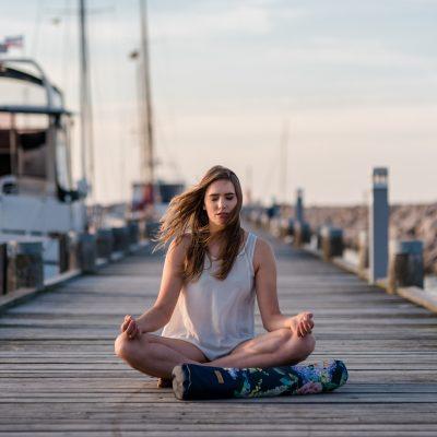 Nachhaltige Yoga-matte| vegane Yoga-matte