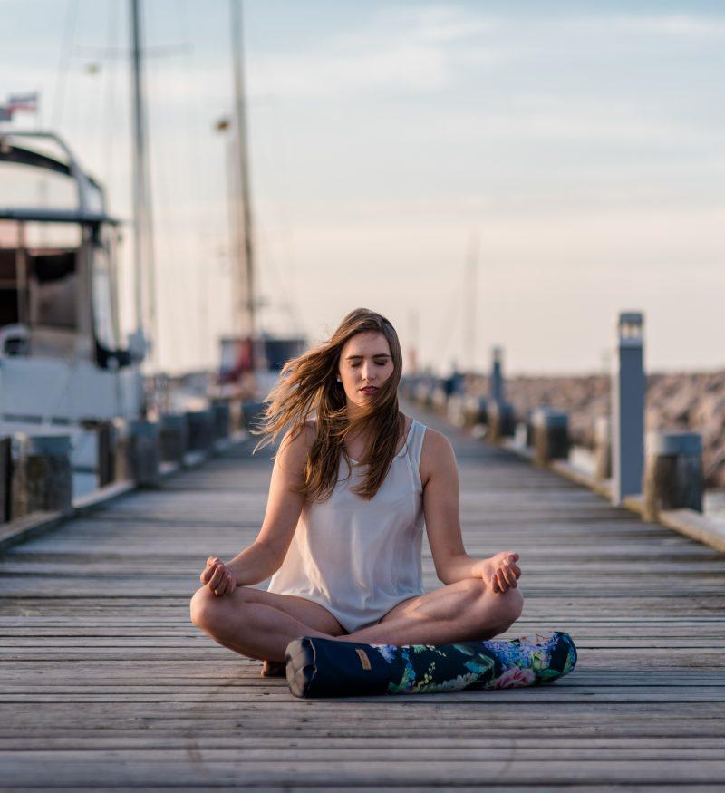 Nachhaltige Yoga-matte  vegane Yoga-matte