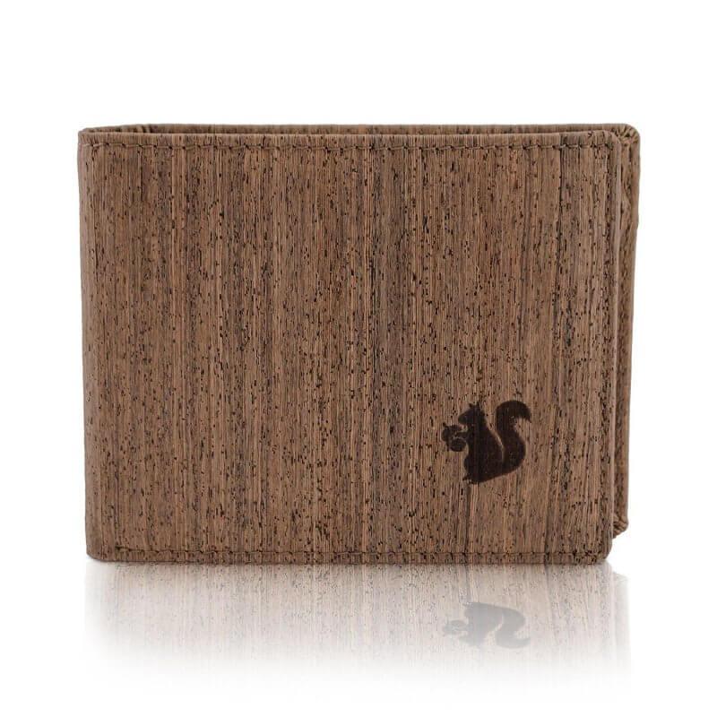 Acherla Bifold-Portemonnaie, Farbe braun