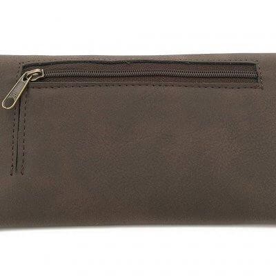Acherla Damenbrieftasche aus Kork, Farbe braun/natur