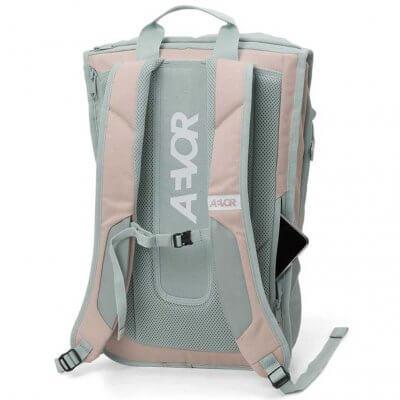 Aevor Rucksack Daypack Bichrome Bloom Rückseite