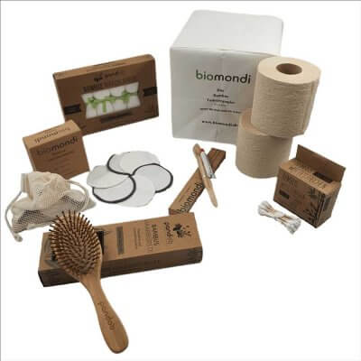 Biomondi Beauty Wellness Set