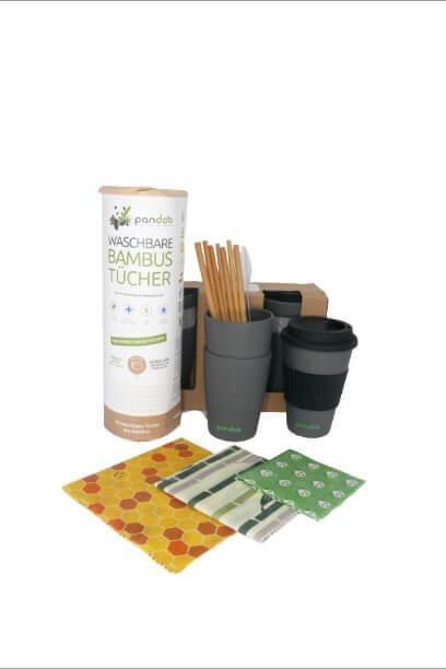 Biomondi nachhaltiges Küchenset