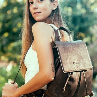 Nachhaltige Tasche | Tasche aus Kork | vegane Tasche