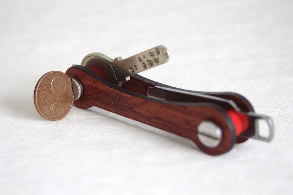 Keycabin - nachhaltiger Schlüsselbund geschlossen