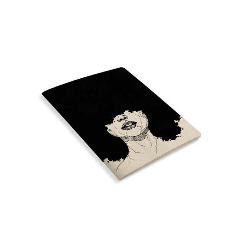 Matabooks Notizbuch Curly seitlich