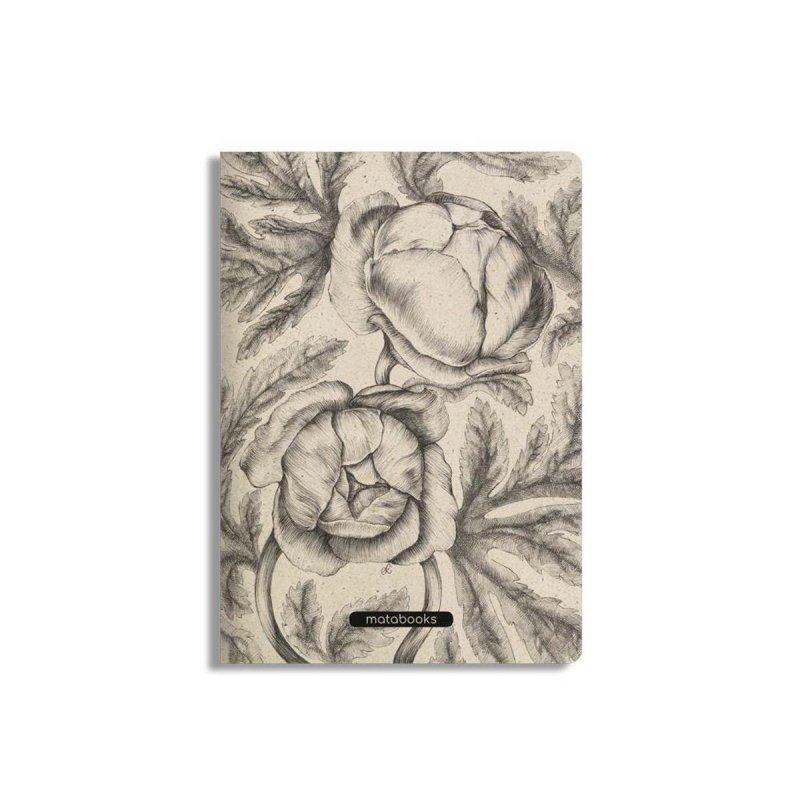 Matabooks Notizbuch Botanical