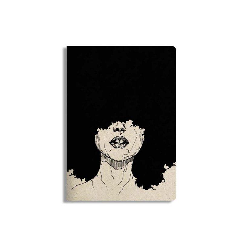 Matabooks Notizbuch Curly