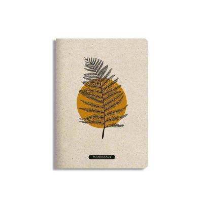 Matabooks Notizbuch Orange