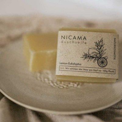 NICAMA Seife Lemon Moodbild