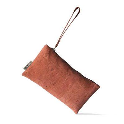 vegane Handtasche pink