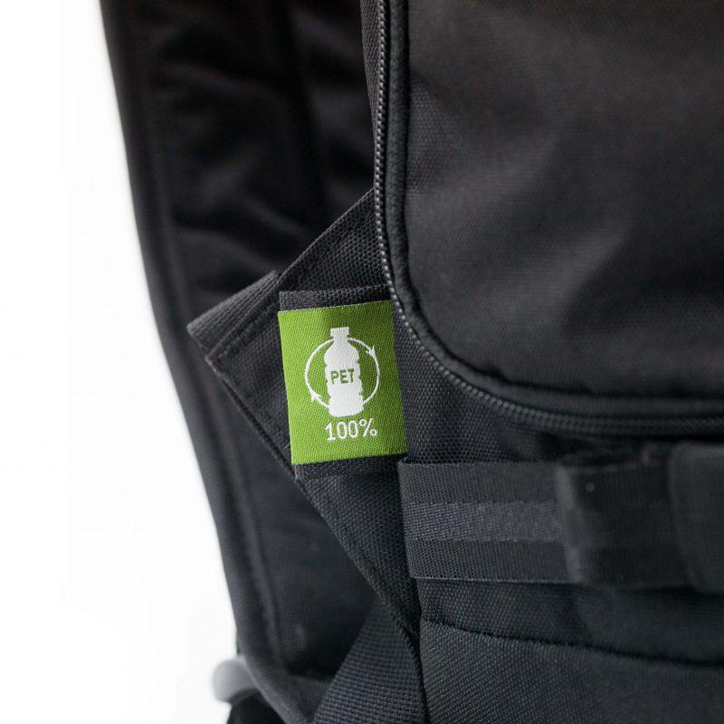 Nachhaltiger Rucksack PET geprüft