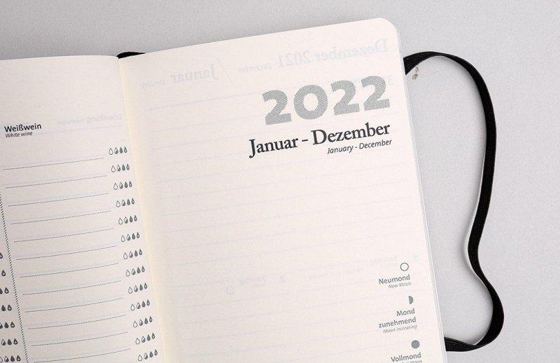 Tyyp Taschenkalender 2022