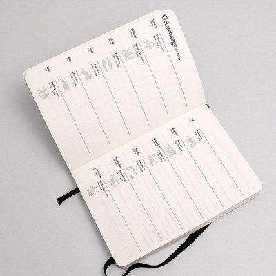 Tyyp Taschenkalender Geburtstage