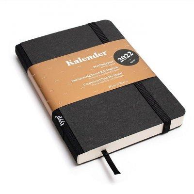 Tyyp Taschenkalender in schwarz