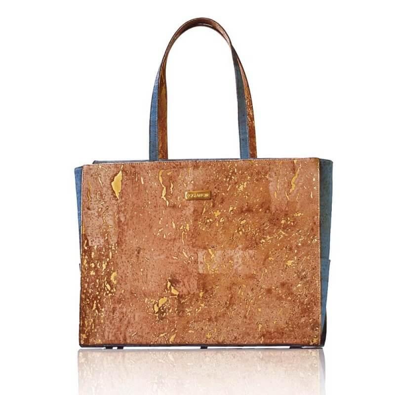 Bag Affair Business Handtasche aus Kork