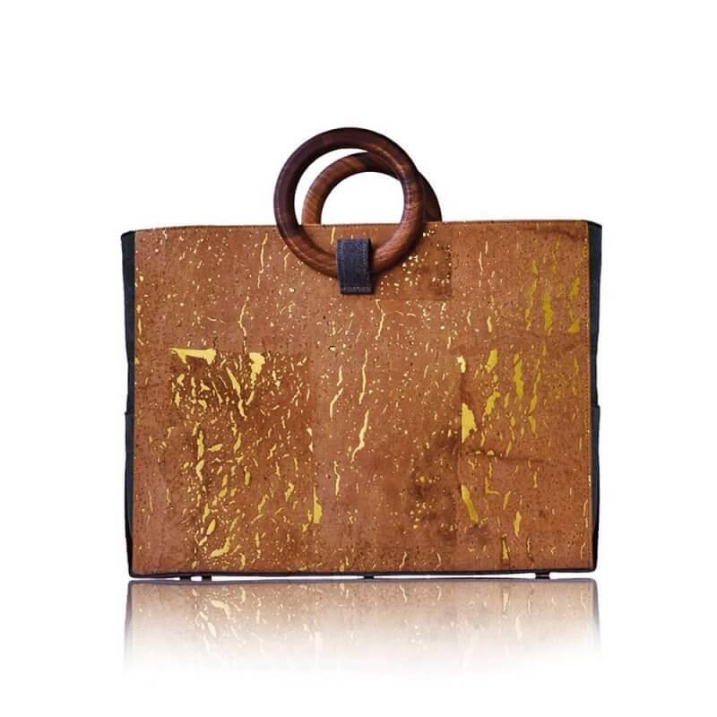 Bag Affair- business Handtasche aus Kork