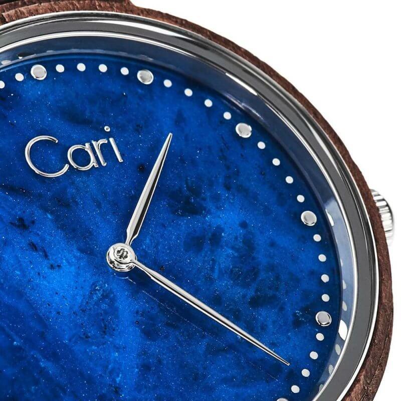 Cari Uhr Kapstadt detailliert