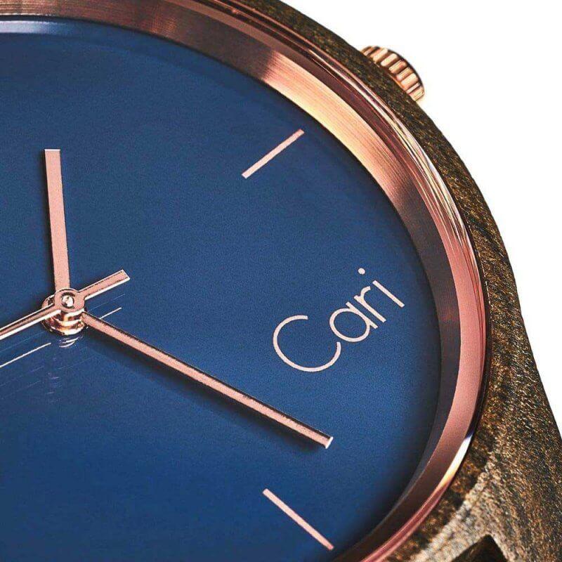 Cari Uhr Oslo detailliert