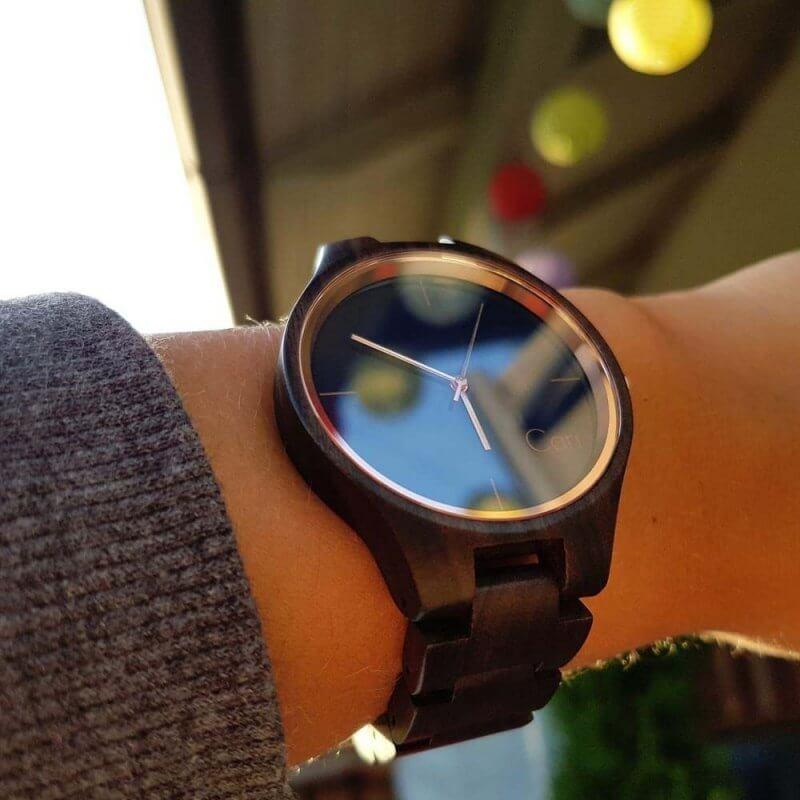 Cari Uhr Oslo am Arm