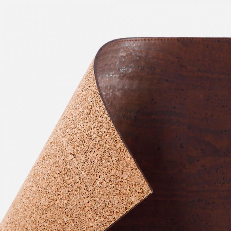 Corkor Mousepad aus Kork braun