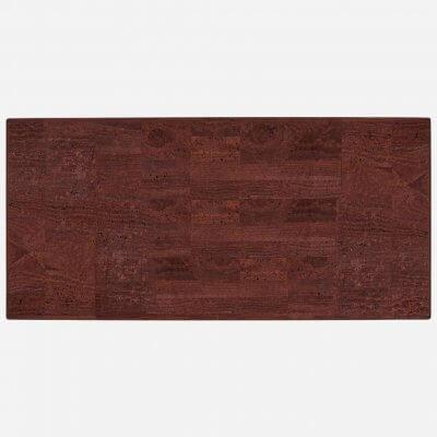Corkor Tischauflage aus Kork - braun