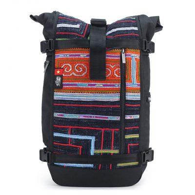 Nachhaltiger Rucksack von vorne