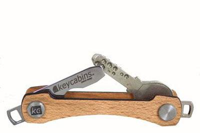 Keycabin Schlüsseltui aus Buche