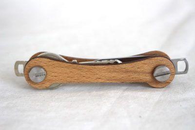 Keycabin - Schlüsseltui aus Eiche - geschlossen