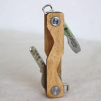 Keycabin Schlüsselmanager Eiche stehend
