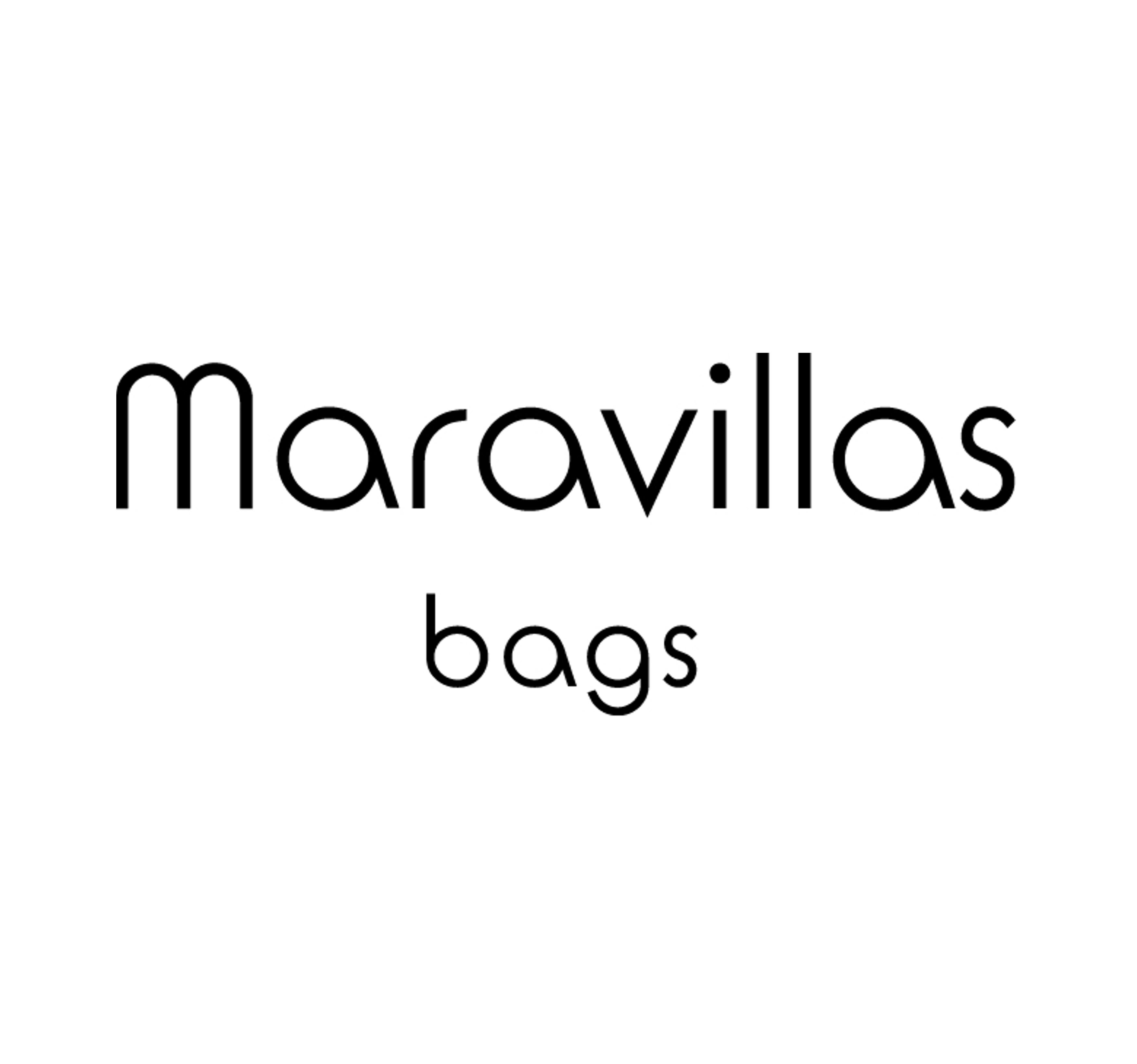 Logo Maravillas bags