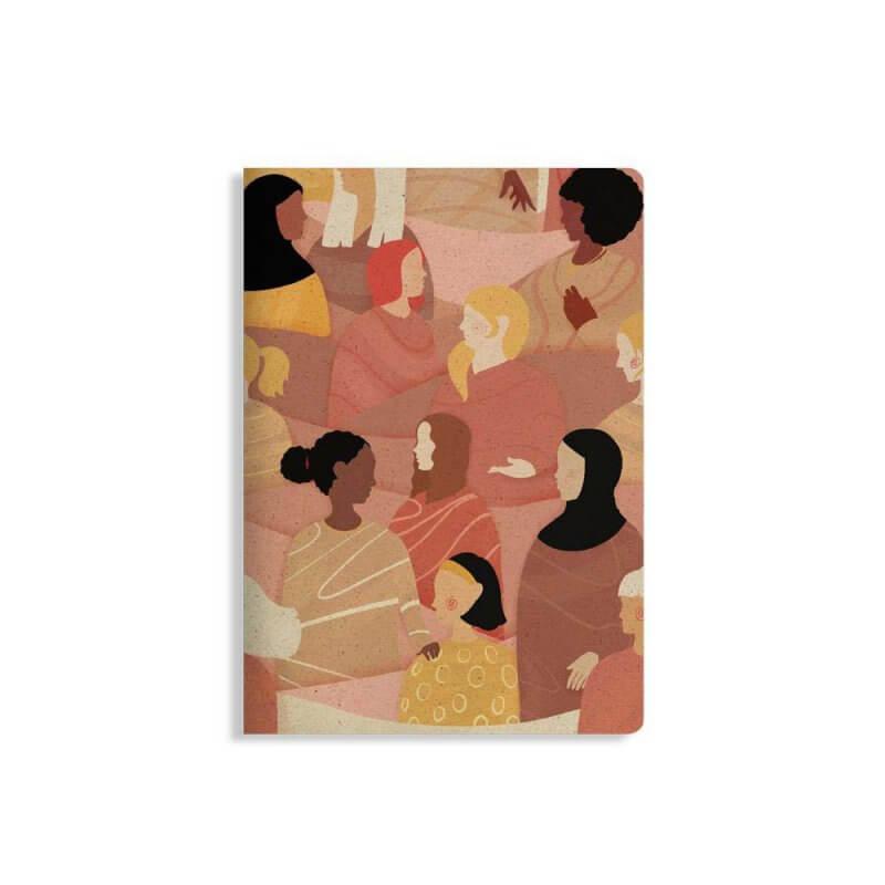 Matabooks Notizbuch Tara Diversity