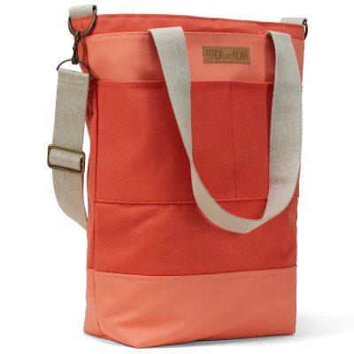 Ferdinandnoah nachhaltige Tasche rot