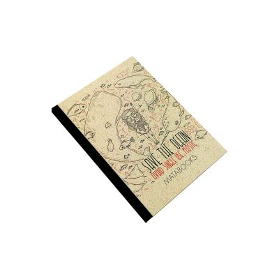 Nachhaltiges Notizbuch