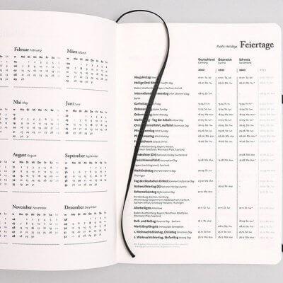Tyyp Kalender 2022 Feiertage