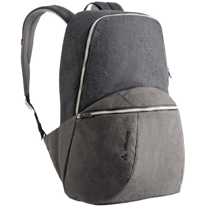 Vaude geräumiger Rucksack Fagus in schwarz